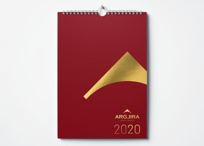 Argjira: Corporate gifts design
